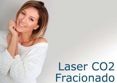 Laser CO2 Fracionado