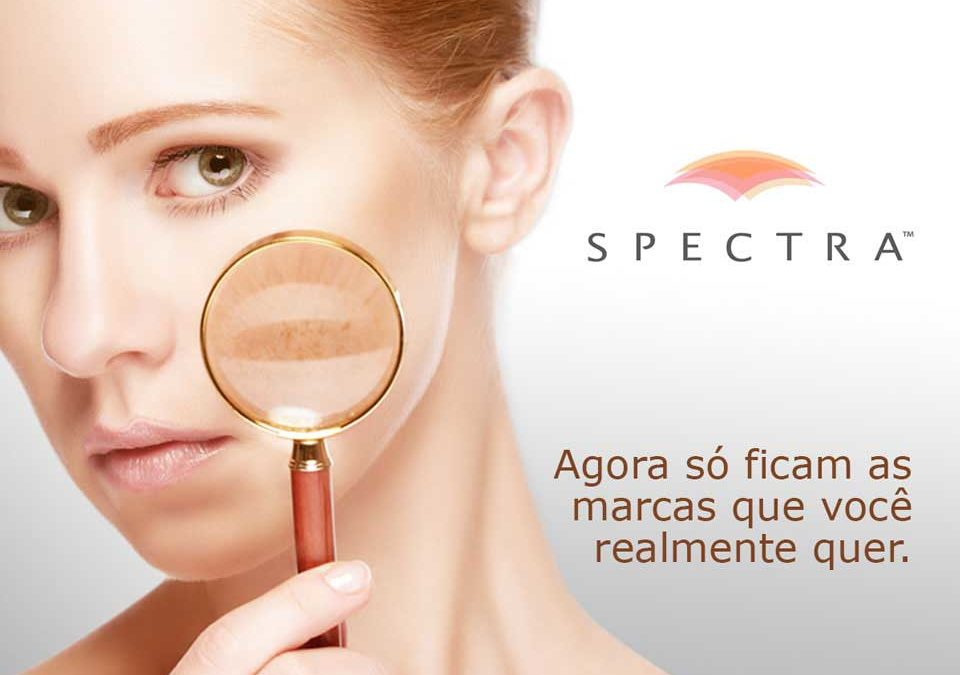 Spectra – Tratamento para melasma, machas e remoção de tatuagens.