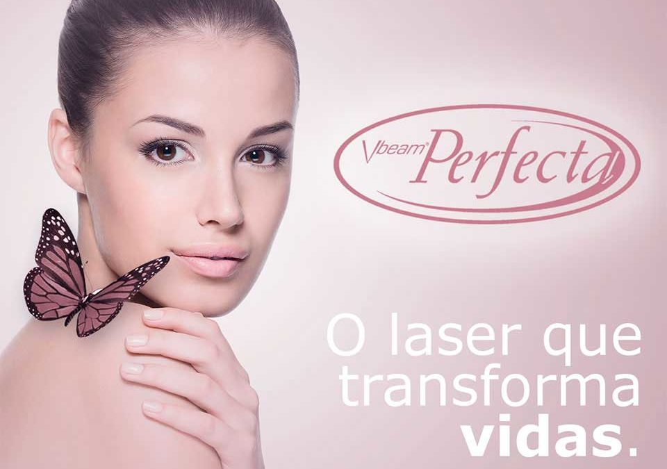 Vbeam Perfecta – O laser que transforma vidas