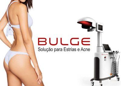 Bulge – Tratamento para Estrias e Acne