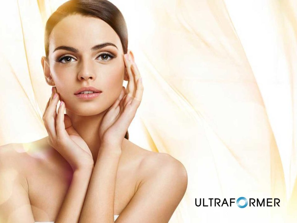 Ultraformer - Lifting facial não invasivo
